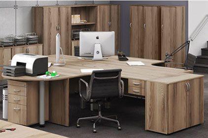 Mesa Para Escritório Work Pro - Destaque Mesas - Moveis para Escritorio SP