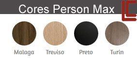 Mesa Diretor Person Max - Tipos de Cores