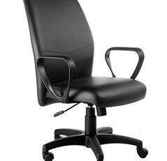 Cadeira diretor slim, cadeira diretor para reuniao