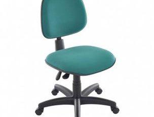 Cadeira Secretária Giratória - Verde