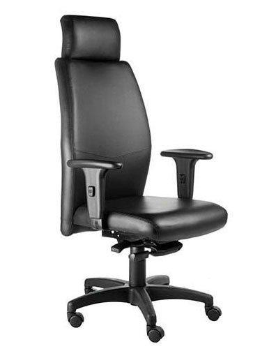 Cadeira Presidente com Apoio de Cabeça SP, Cadeira Presidente com Apoio de Cabeça em SP