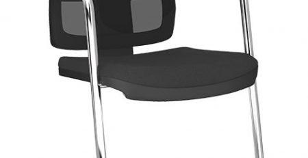 Cadeira fixa em tela, cadeira fixa para reunião