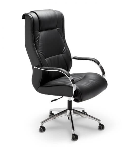 Cadeira Presidente Real - Presta - Cadeiras para escritório - Móveis para escritório em SP