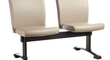 Longarina 2 lugares, cadeiras para escritório, cadeira para sala de espera