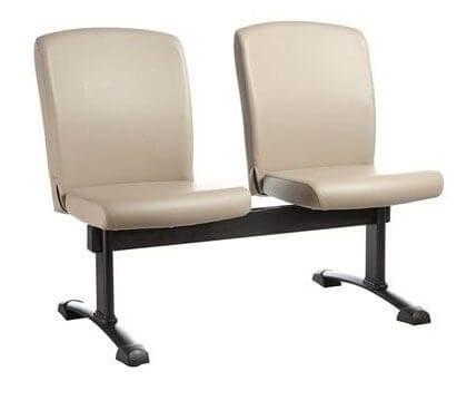 Longarina 2 Lugares Office - Acessórios / Complementos Móveis para Recepção - Moveis para Escritorio SP
