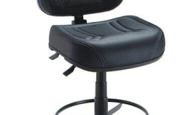 Cadeira caixa reforçada, cadeira caixa premium para portaria
