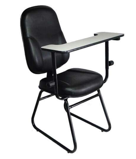Cadeira para Coleta de Sangue - Cadeira Fixa Visita - Moveis para Escritorio SP