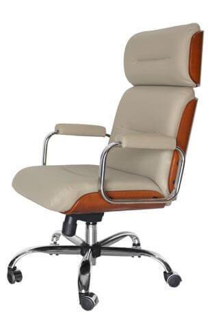 Cadeira Presidente Wood - Cadeira Presidente - Moveis para Escritorio SP