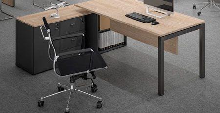 Mesa Gerente Diretor Fit -Em L
