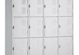 Roupeiro de 20 portas, moveis de escritorio sp