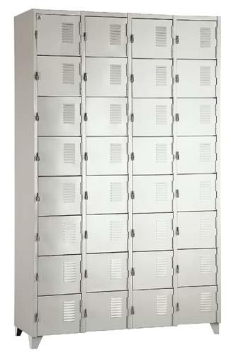 Roupeiro 32 portas - Móveis de Aço - Moveis para Escritorio SP