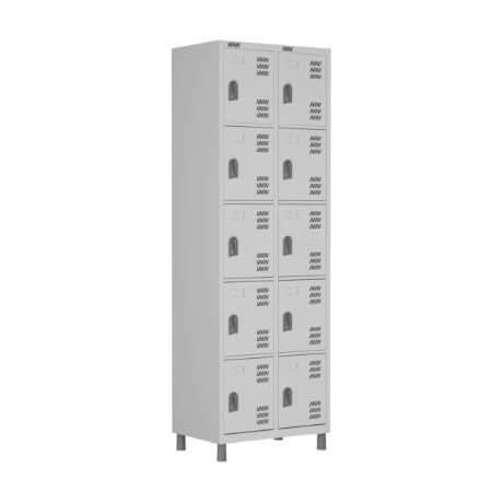 Roupeiro 10 portas - Móveis de Aço - Moveis para Escritorio SP