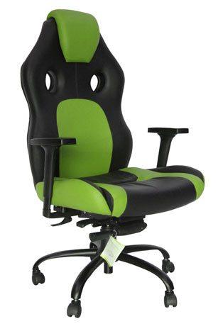 Cadeira Gamer Verde - Cadeira Gamer - Moveis para Escritorio SP