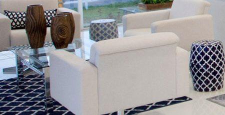 Sofá Para Recepção Seat Plus