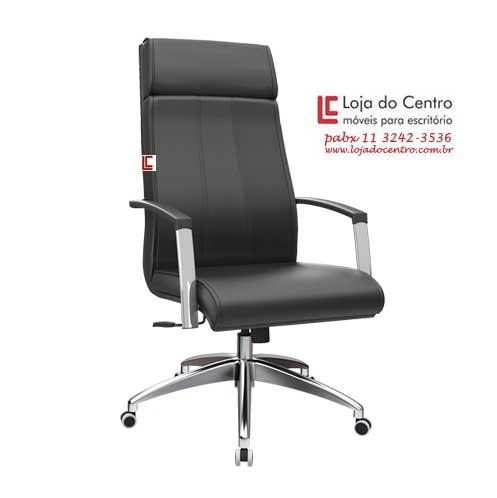 Cadeira Presidente Premium - Cadeira Presidente - Moveis para Escritorio SP