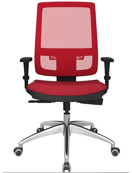 Cadeira Presidente Tela BR Color - Cadeira Presidente - Moveis para Escritorio SP