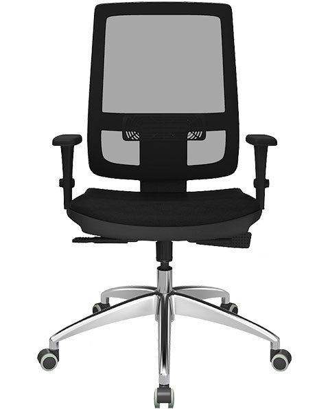Cadeira Presidente Tela BR Nova - Cadeira Presidente - Moveis para Escritorio SP