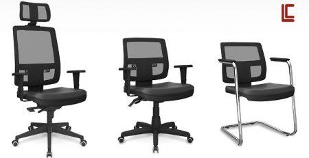 Cadeiras Tela BR