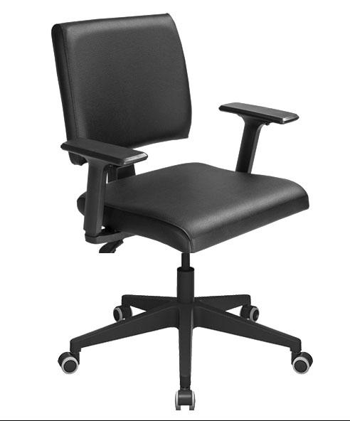 Cadeira Para Computador Slim - Cadeira Para Computador - Moveis para Escritorio SP