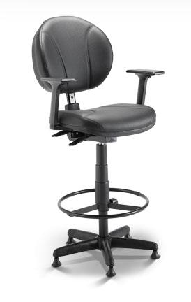 Cadeira Caixa Operativa - Cadeira caixa alta - Moveis para Escritorio SP