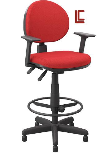 Cadeira Caixa Plus - Cadeira caixa alta - Moveis para Escritorio SP