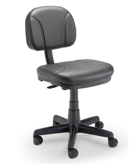 Cadeira Secretária Costurada - Cadeira Executiva Secretária - Moveis para Escritorio SP