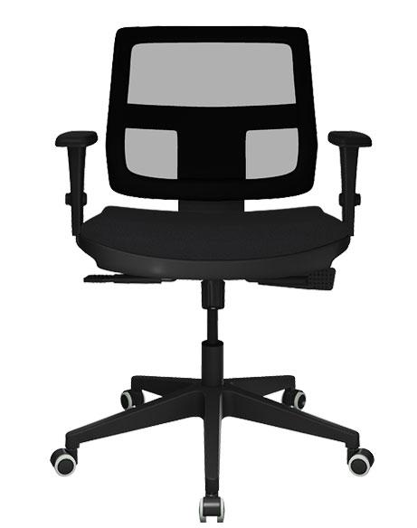 Cadeira Tela Reunião - Cadeiras e Poltronas Para Escritório - Moveis para Escritorio SP