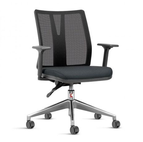Cadeira Operativa LC AD - Cadeira Diretor Gerência - Moveis para Escritorio SP