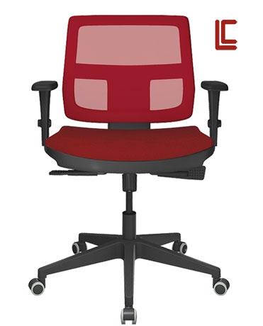 Cadeira Operativa Tela Colorida - _destaque-moveis-avulsos - Moveis para Escritorio SP