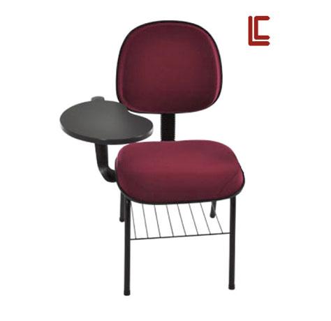 Cadeira Universitária LC Plus - Cadeira Universitária - Moveis para Escritorio SP