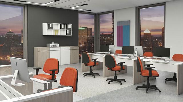 Cadeiras Operativas para Escritório - Cadeira Executiva Secretária - Moveis para Escritorio SP