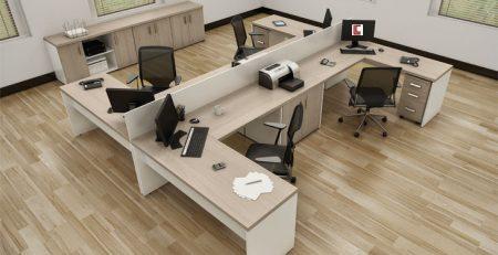 Estação de Trabalho PR 40 mm, estação de trabalho em sp