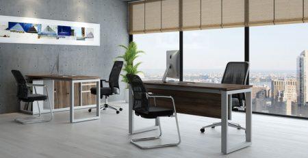 Mesa Diretor Maxime Corp Luxo, mesa diretor sp, mesa escritorio sp