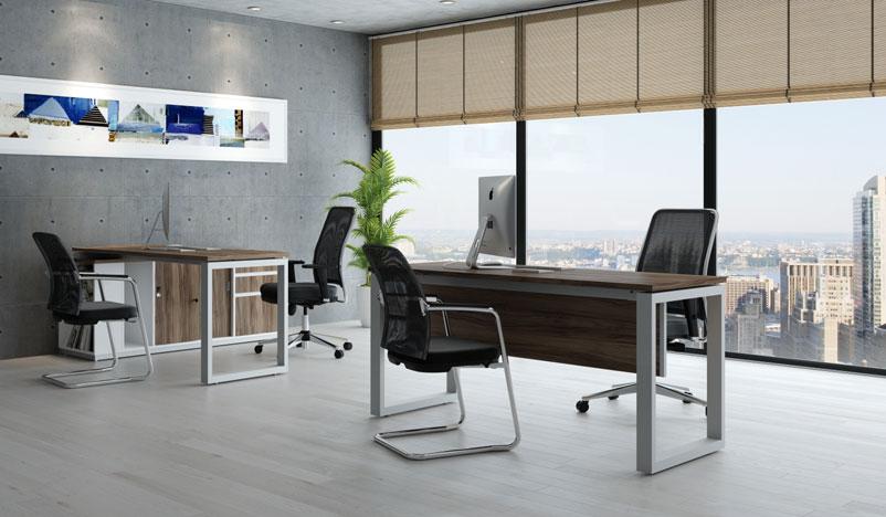 Mesa Diretor Maxime Corp - Mesas Para Diretoria - Moveis para Escritorio SP