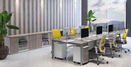 Mesa Plataforma Bart, mesa plataforma com tomadas, mesa plataforma sp