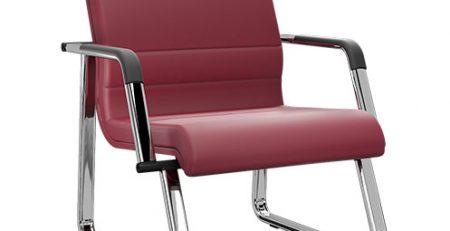 Sofá 1 Lugar para Recepção e Espera LC, sofá para recepção e espera, sofás para recepção, sofás para escritório sp