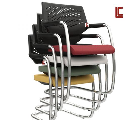 Cadeira Empilhável Pina - Cadeira Empilhável - Moveis para Escritorio SP