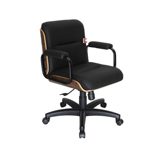Cadeira Diretor Mad Black - Cadeiras luxo - Moveis para Escritorio SP