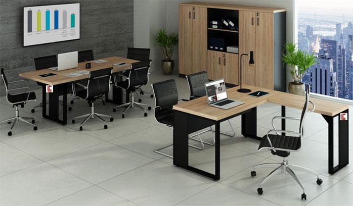 Mesa Diretiva 40mm ST em SP, Mesa para escritório, Mesa escritório sp