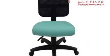 Cadeira Escritório SP; Cadeira Escritório Tela
