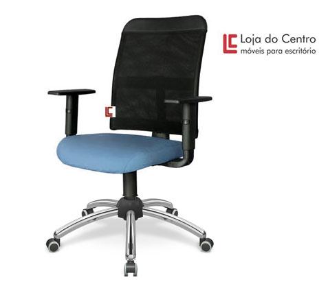 Cadeira Tela Flex - Cadeira Diretor Gerência - Moveis para Escritorio SP