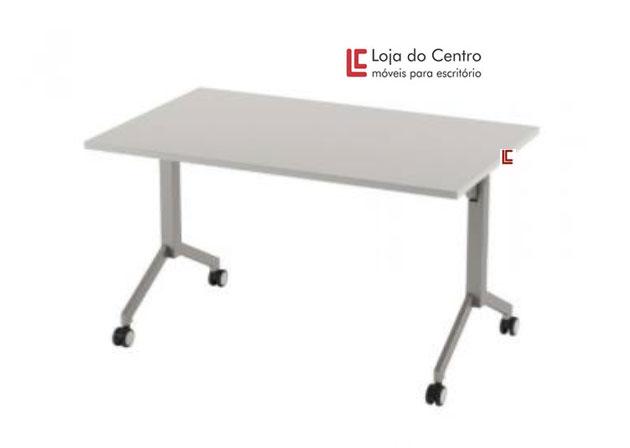 Mesa Dobrável Basculante - Mesas Para Treinamento - Moveis para Escritorio SP