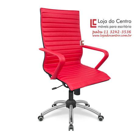 Cadeira Esteirinha Breton - Cadeira Presidente - Moveis para Escritorio SP