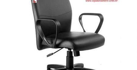 Cadeira Diretor Slim Preta, Cadeira Diretor Slim SP, Cadeiras para escritório sp, cadeiras escritório sp