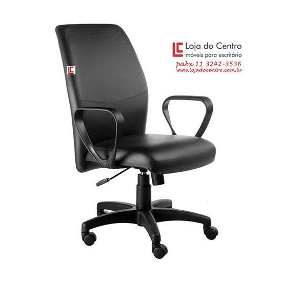 Cadeira Diretor Slim - Cadeira Diretor Gerência - Moveis para Escritorio SP