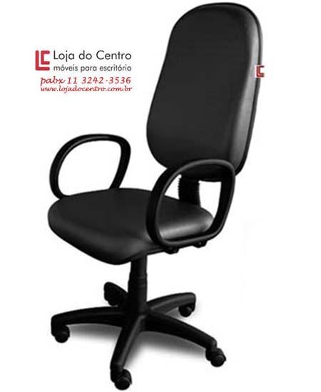 Cadeira Presidente Básica STE - Cadeira Presidente - Moveis para Escritorio SP