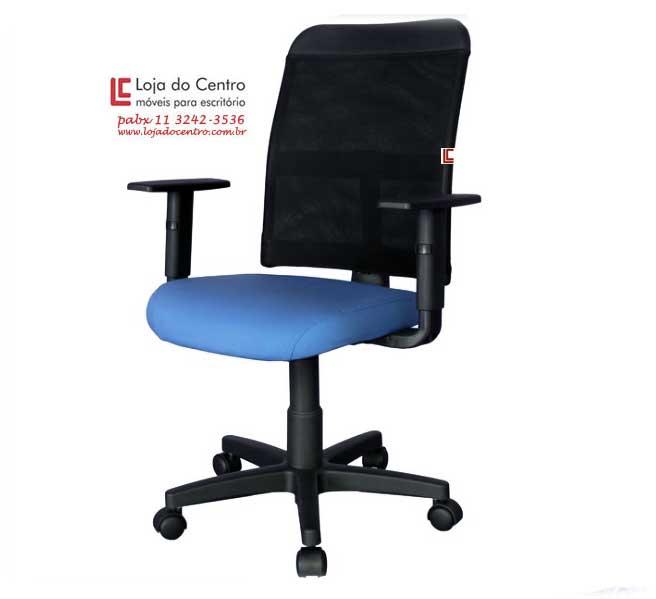 Cadeira Tela Home Office - Acessórios para informatica - Moveis para Escritorio SP