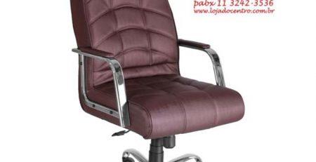 Cadeira Presidente Conforto Office, Cadeira Presidente Conforto Escritório, Cadeira Presidente Conforto Home Office