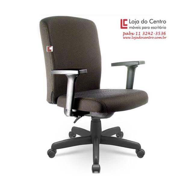 Cadeira Diretor Office SP, Cadeira Diretor SP, Cadeira Escritório SP