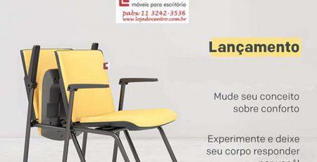 Cadeira para auditório sp, cadeira de treinamento sp